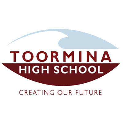 Toormina High School logo